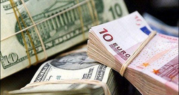 قیمت دلار و یورو در صرافی ملی؛ ۱۹ فروردین ۹۹