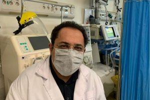 سطح اکسیژن خون میناوند با دستگاه به ۹۰ رسید/ وضعیت انصاریان پایدار است