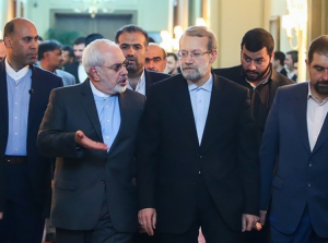 انتخابات ریاست جمهوری ۱۴۰۰؛ احتمال ترکیب لاریجانی- ظریف