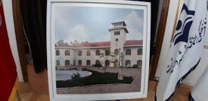 رونمایی از قدیمی ترین تصویر عمارت تاریخی شهرداری رشت