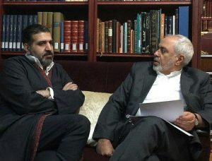 کاندیدای حزب ندای ایرانیان در انتخابات «ظریف» یا «خرازی» است