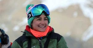 واکنش سرمربی اسکی زنان به ممنوع الخروجی توسط همسرش