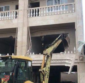 دست سوداگران ساخت و سازهای غیر قانونی زیر تیغ قانون