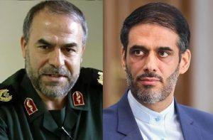 سعید محمد به دلیل تخلف از فرماندهی قرارگاه خاتم منفک شد