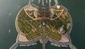 احداث جزیره مصنوعی نوشهر مجوز محیط زیست را ندارد