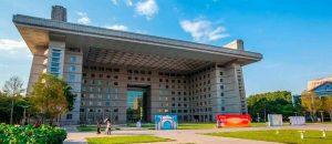 محل استقرار دانشگاه های بزرگ چین