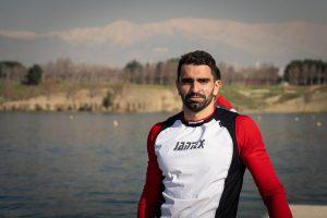 علی آقامیرزایی موفق به کسب سهمیه المپیک توکیو شد