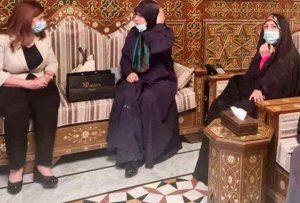ادعای ممنوع الخروجى همسر ظریف کذب است