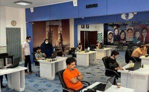 شکست شطرنج بازان ایران بخاطر قطعی برق!