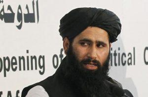 سخنگوی طالبان: ۸۳ درصد از خاک افغانستان در تصرف ماست