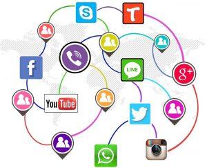 کدام شبکه های اجتماعی بیشترین سهم را در فروش کسب و کارهای آنلاین دارند؟
