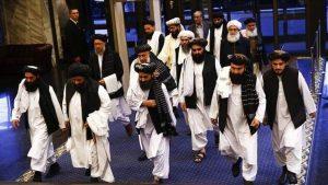 سفر هیات طالبان به تهران