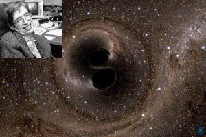 قضیه «سیاه چاله استیون هاوکینگ» تائید شد