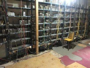 کشف ۹۹ دستگاه استخراج ارز دیجیتال از یک شرکت خصوصی در شفت!